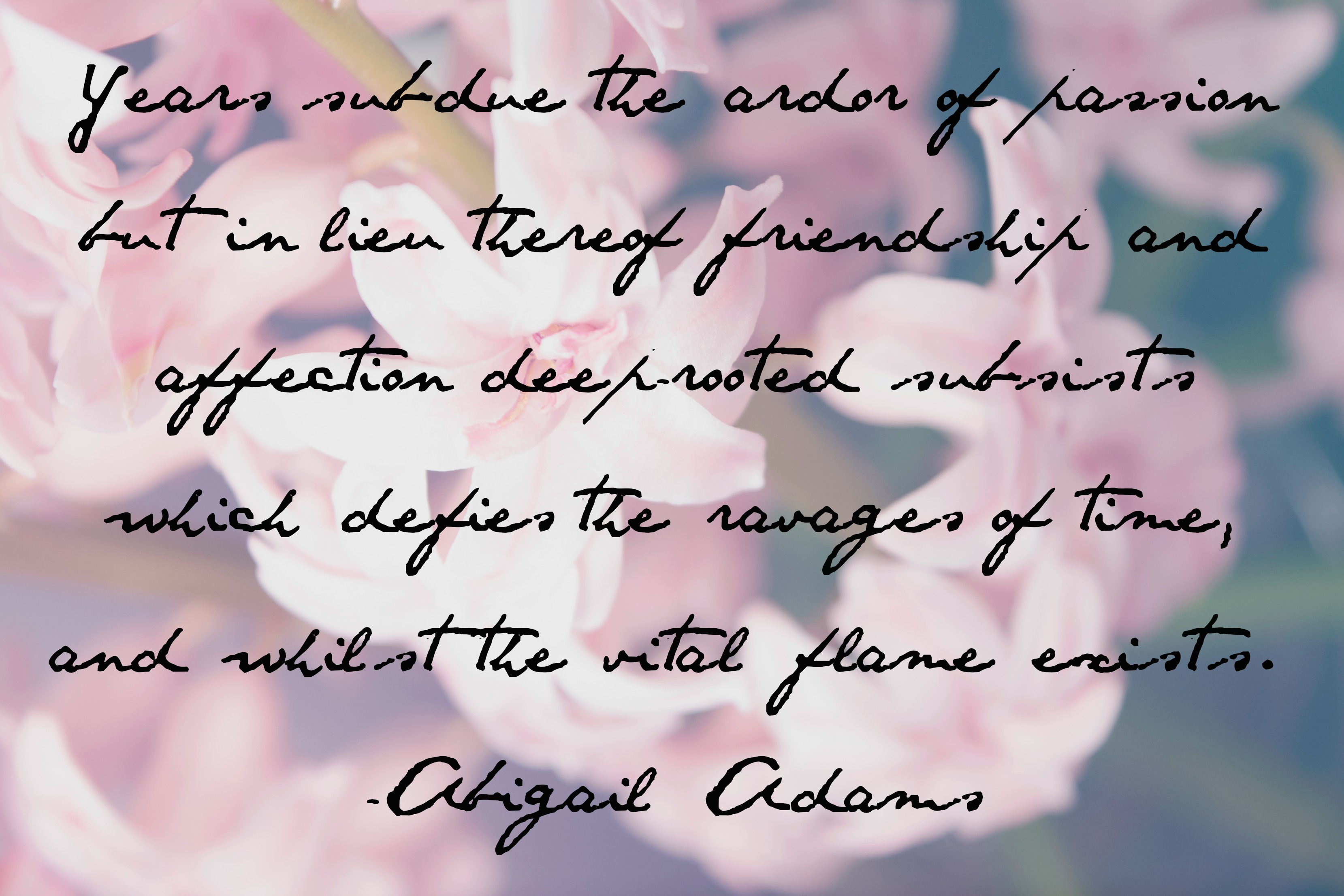Abigail Adams Quotes Beauteous Wednesday Words  Blissfully Southern